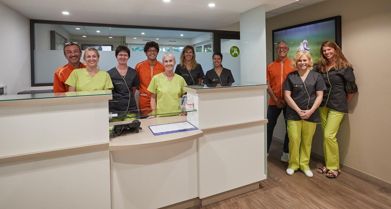 Cabinet dentaire de Barberaz